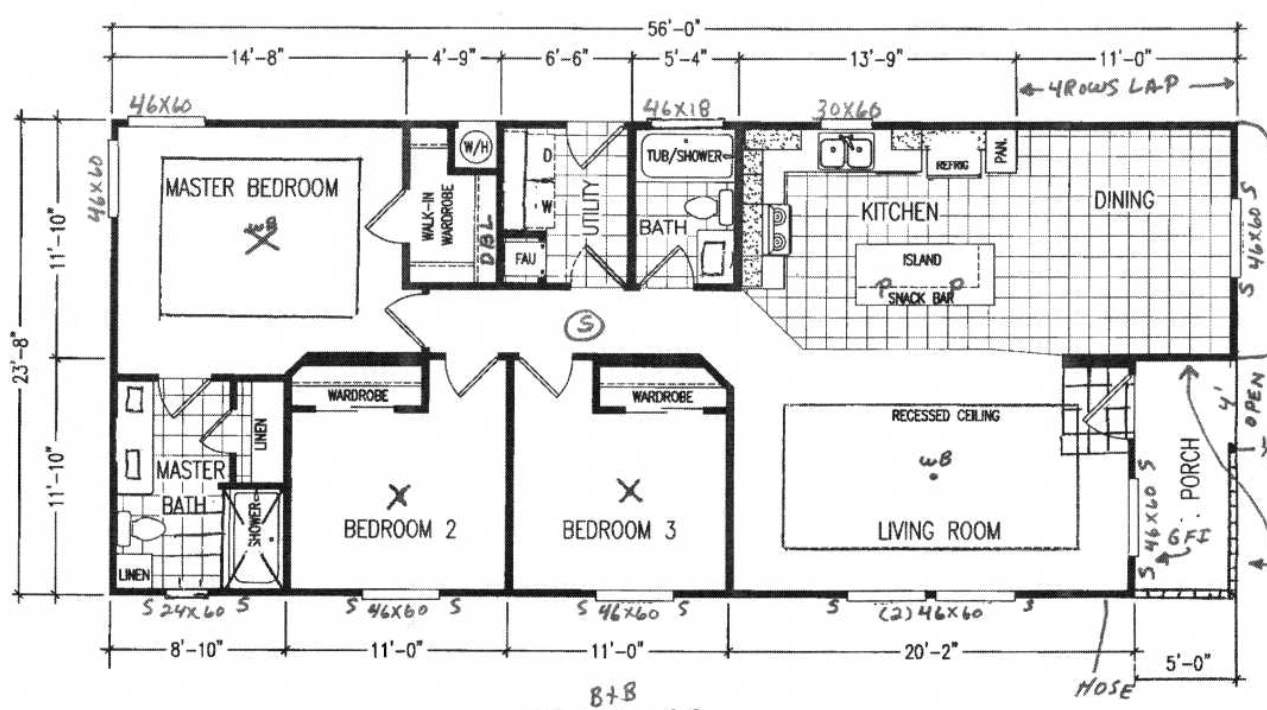 Pre designed floor plans usmodular green acres new homes for Pre designed home plans