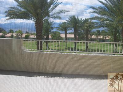 51 Augusta Drive, Rancho Mirage Fairway Views from balcony