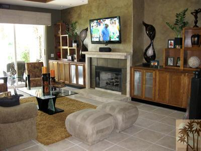 Living room - 51 Augusta Drive, Rancho Mirage, CA
