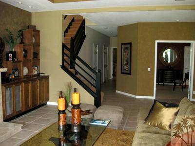 51 Augusta Drive, Rancho Mirage, CA Stairs to 2nd Master