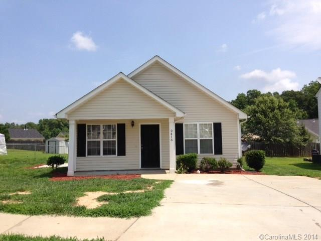 Rental Homes for Rent, ListingId:29460813, location: 2416 Gelsinger Avenue Bessemer City 28016