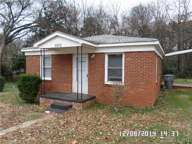 Rental Homes for Rent, ListingId:30999631, location: 2812 Baltimore Avenue Charlotte 28203