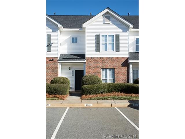 Single Family Home for Sale, ListingId:31311081, location: 6376 Mallard View Lane # 5 Charlotte 28269