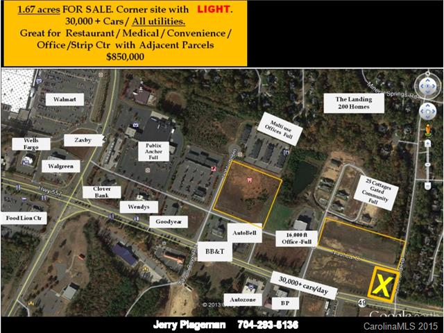 Investment for Sale, ListingId:31549589, location: 9 CHARLOTTE Highway # 9 Lake Wylie 29710
