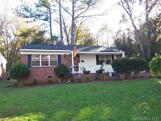Rental Homes for Rent, ListingId:32402746, location: 4837 Valley Stream Road Charlotte 28209