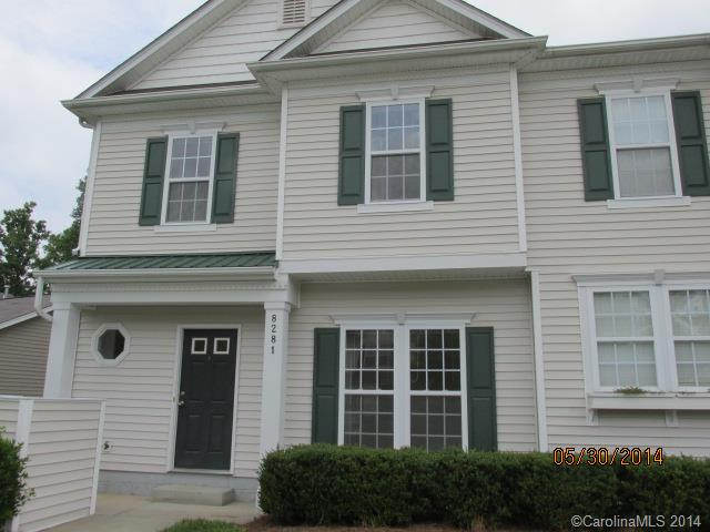 Single Family Home for Sale, ListingId:28393912, location: 8281 Carob Tree Lane # 9A Charlotte 28215