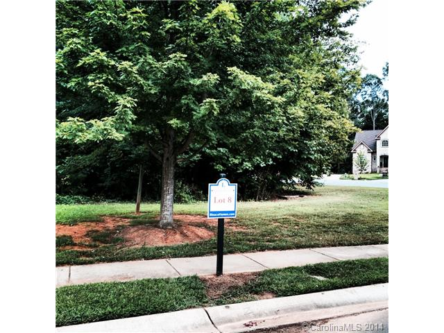 Land for Sale, ListingId:29784752, location: 5802 Linden Ridge Lane # Lot 8 Charlotte 28216
