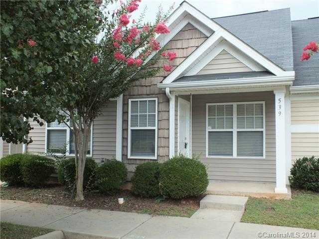 Single Family Home for Sale, ListingId:29097751, location: 539 Fawnborough Court # 4-I Rock Hill 29732