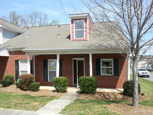 Single Family Home for Sale, ListingId:28267511, location: 2607 Featherbend Court # 2607 Charlotte 28269