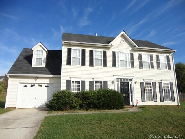 Rental Homes for Rent, ListingId:30452644, location: 2215 Wexford Way Statesville 28625