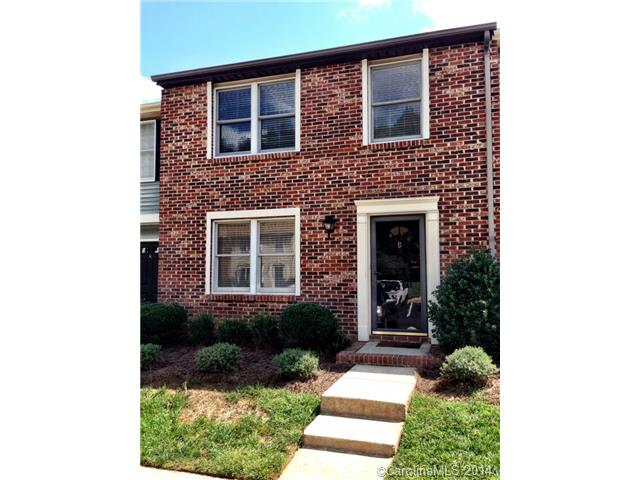 Single Family Home for Sale, ListingId:29880918, location: 9453 Lexington Circle # B Charlotte 28213