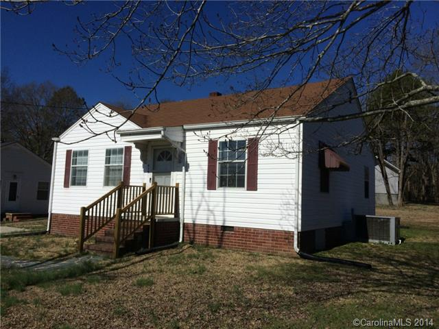 Rental Homes for Rent, ListingId:31633178, location: 610 Coble Avenue Albemarle 28001