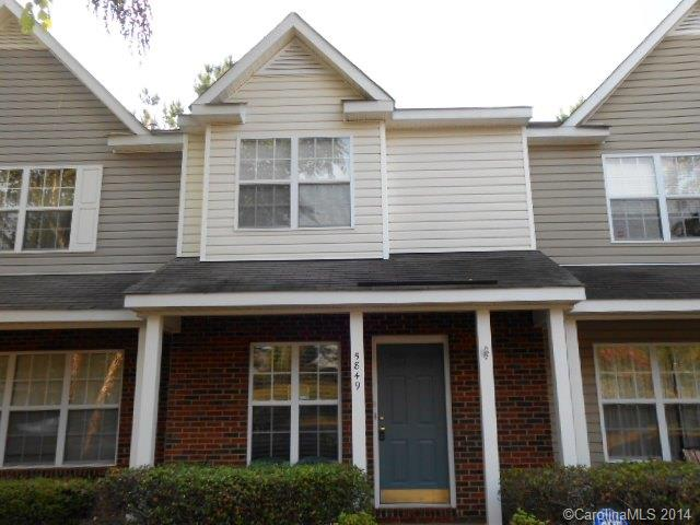 Rental Homes for Rent, ListingId:29680276, location: 5849 Cougar Lane Charlotte 28269