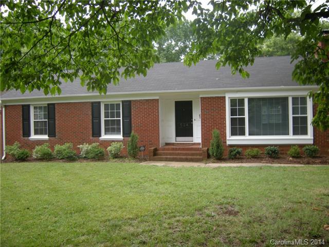 Rental Homes for Rent, ListingId:32230068, location: 524 Cooper Drive Charlotte 28210