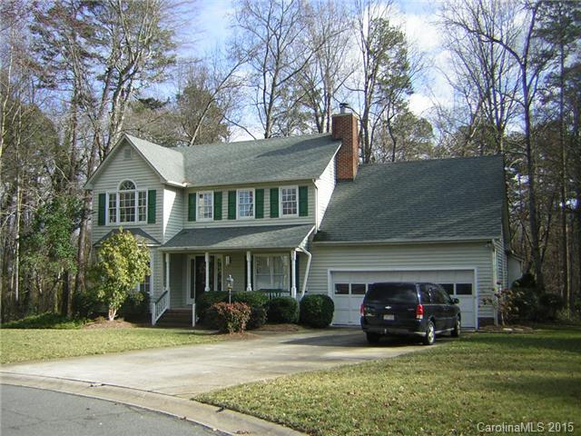 Rental Homes for Rent, ListingId:31726533, location: 1015 Romsey Court Kannapolis 28081