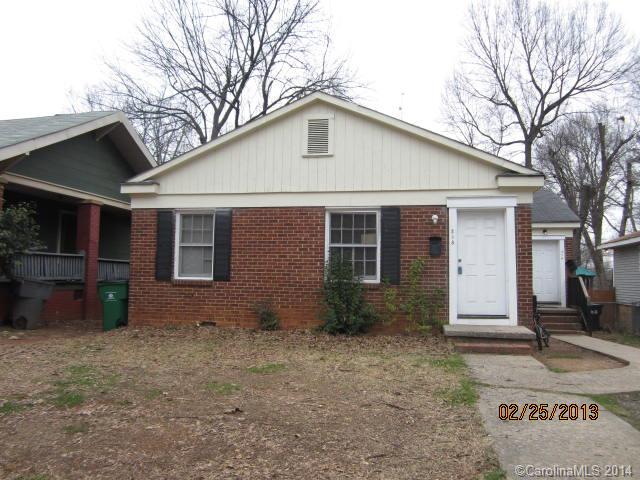 Rental Homes for Rent, ListingId:29396405, location: 238 Sylvania Avenue Charlotte 28206