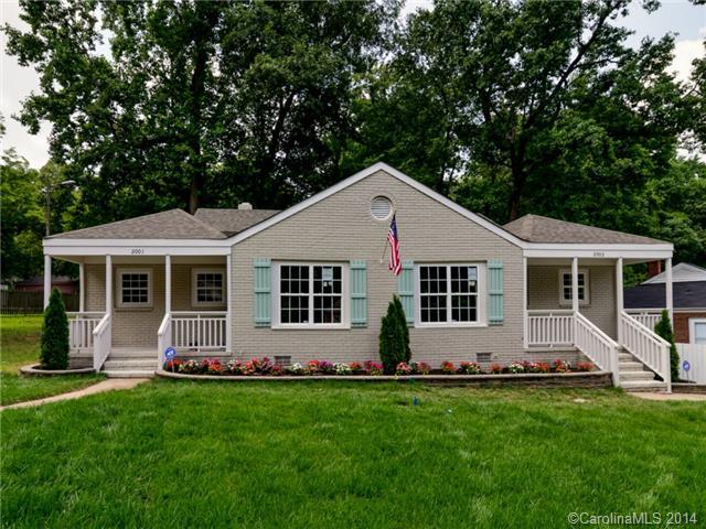 Rental Homes for Rent, ListingId:29396404, location: 2003 Union Street Charlotte 28205