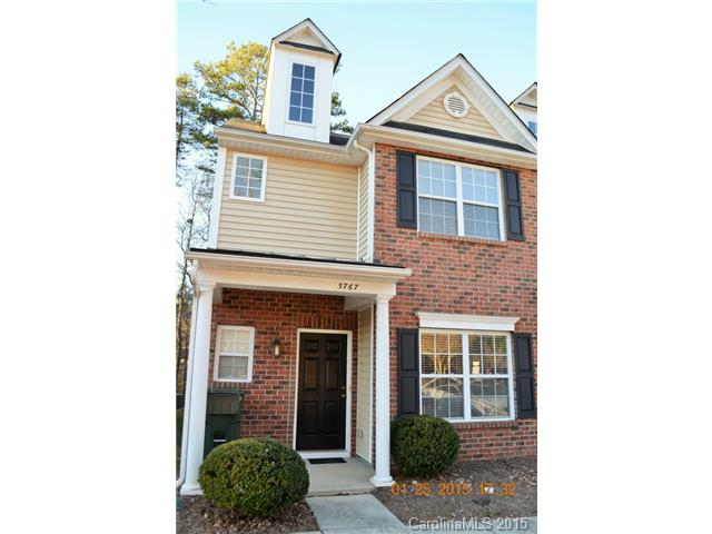 Single Family Home for Sale, ListingId:31441158, location: 5767 Bent Creek Circle # 123 Charlotte 28227