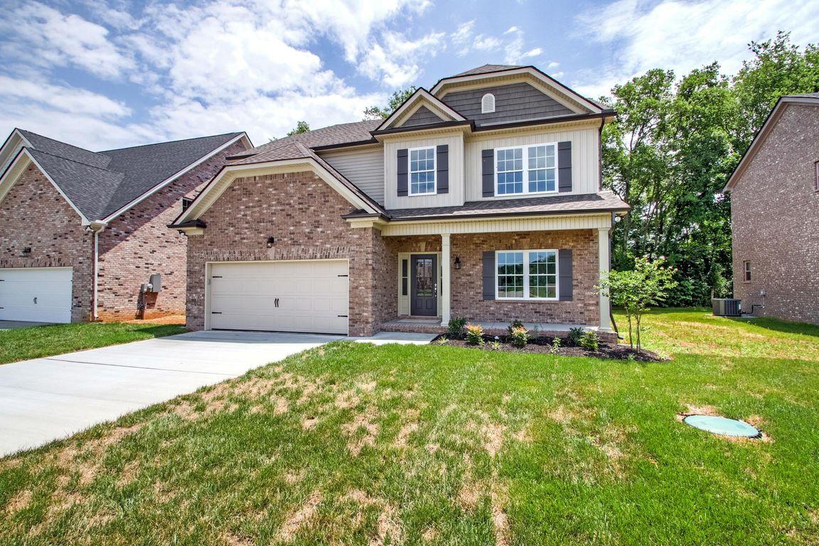 502 Ruby Oaks Lane- Lot 12, Murfreesboro, Tennessee