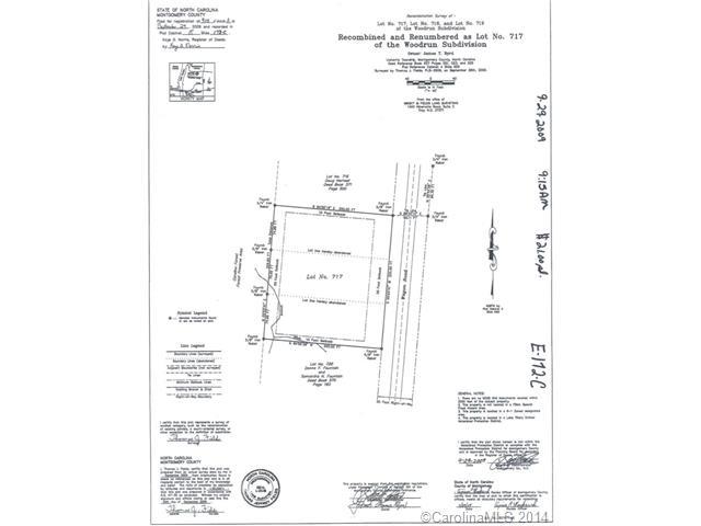 Real Estate for Sale, ListingId: 28826348, Mt Gilead,NC27306