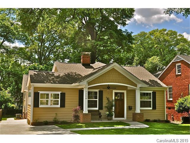 Rental Homes for Rent, ListingId:34069403, location: 1208 Princeton Avenue Charlotte 28209