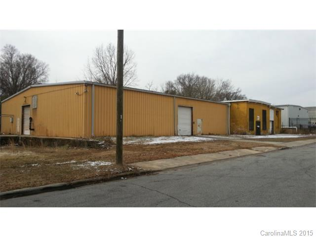 Commercial Property for Sale, ListingId:34030829, location: 111 S Dwelle Street Charlotte 28208