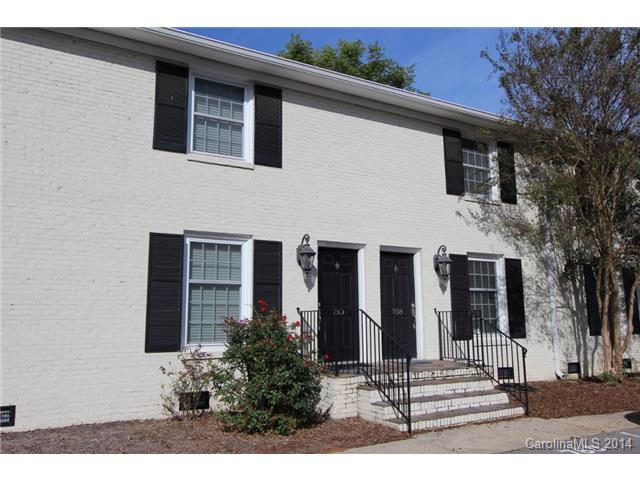 Single Family Home for Sale, ListingId:33805564, location: 758 W Franklin Street # 18 Monroe 28112