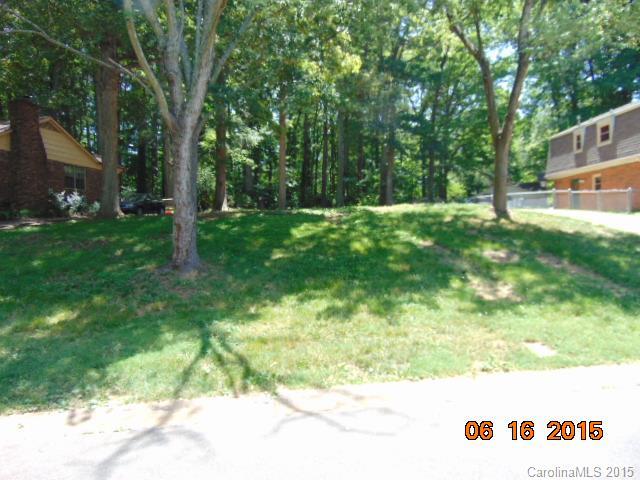 Land for Sale, ListingId:33883339, location: 6206 Cross Creek Lane Charlotte 28212