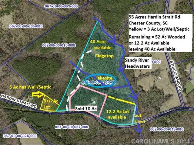 Real Estate for Sale, ListingId: 27594150, Chester,SC29706