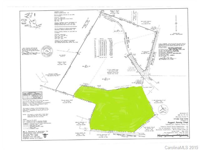 Land for Sale, ListingId:34049502, location: 44A=/- Highway 73 Highway Kannapolis 28081