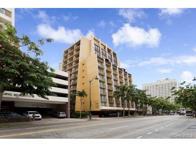 2425 KUHIO AVENUE #1205 Honolulu HI 96815 id-882051 homes for sale