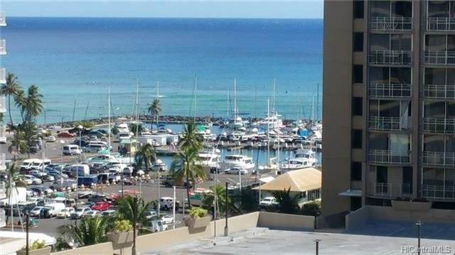 1720 ALA MOANA BOULEVARD ##A1401 Honolulu HI 96815 id-242361 homes for sale